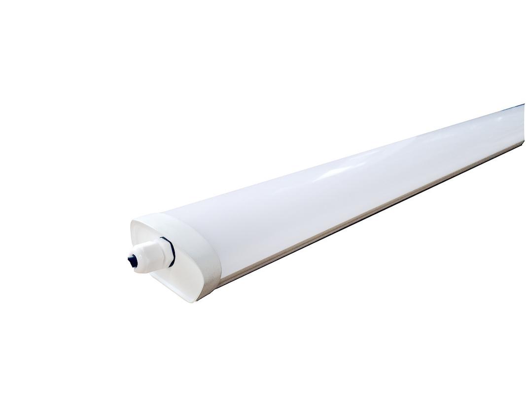 Cool White 4 Foot Led Tube Light Fixture , 24W Four Foot Led Lights Energy Saving